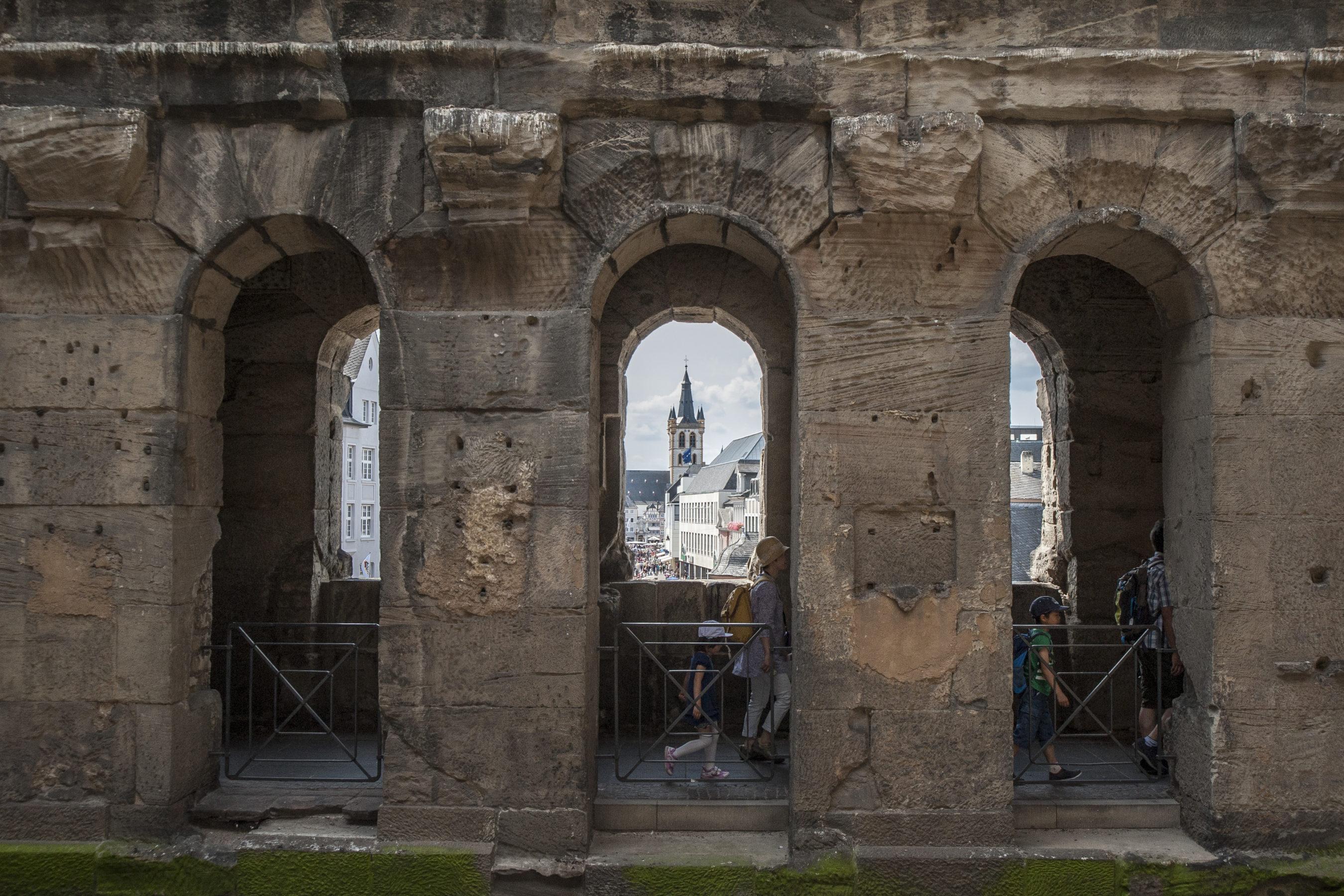 Porta Nigra, St. Gangolf